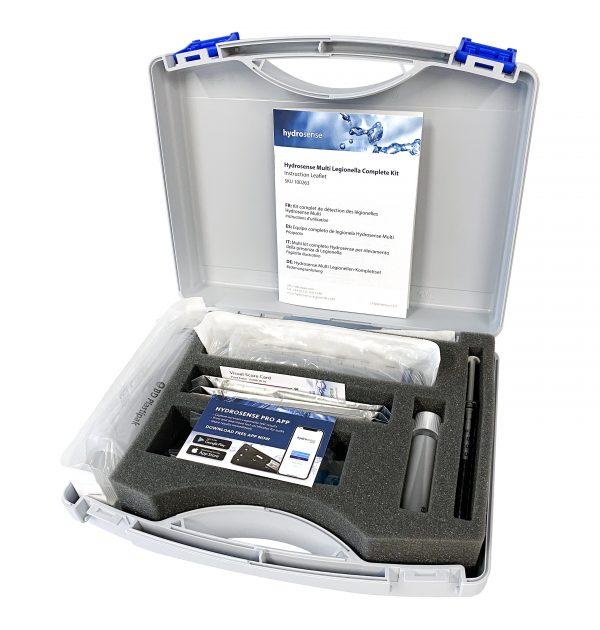 Hydrosense Multi Legionella Complete Kit